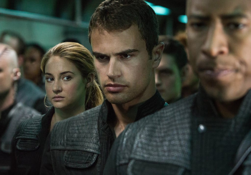 The Dauntless group mobilizes — but Tris knows something is awry.