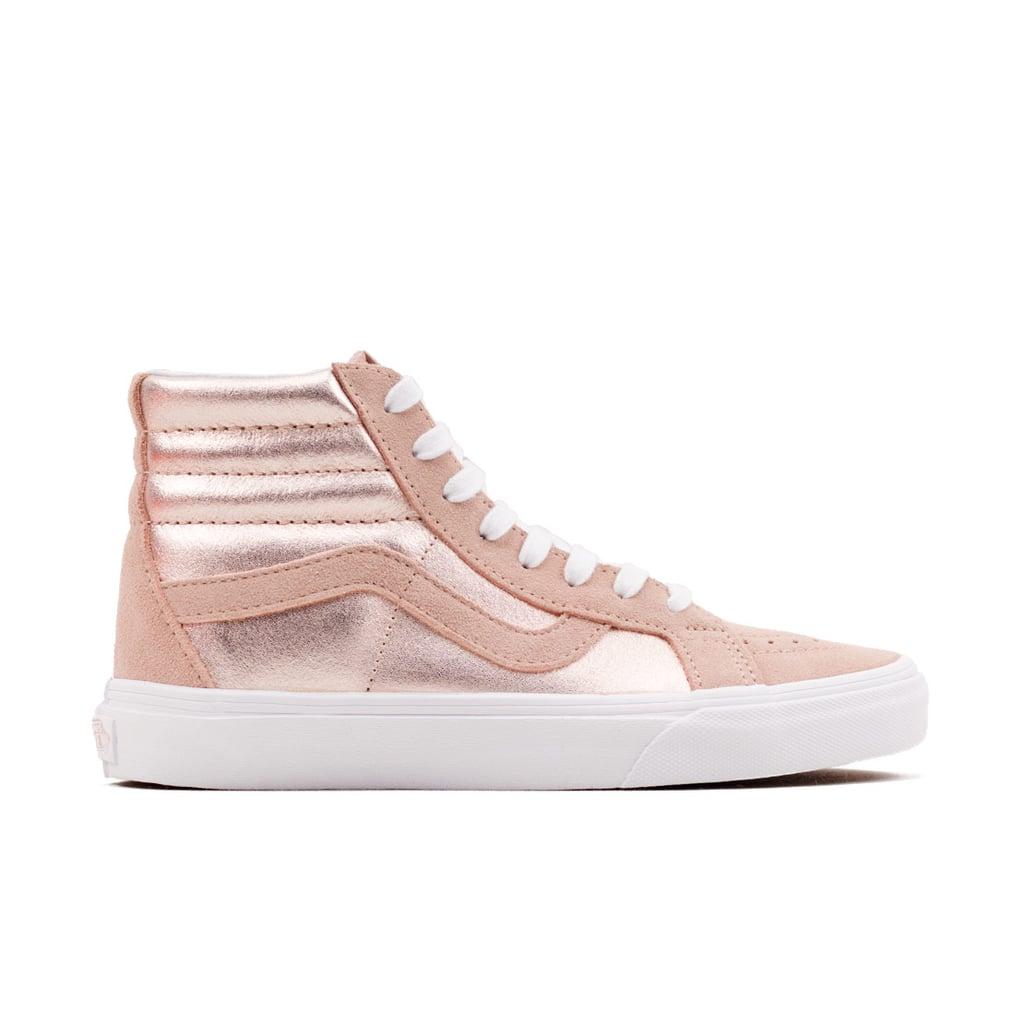 486387e951 Vans 2-Tone Metallic Sk8-Hi Reissue Sneakers