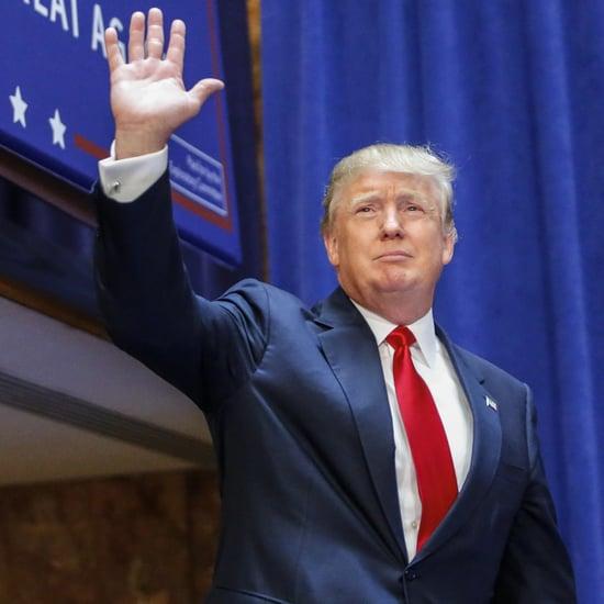 Donald Trump's 2016 Presidential Announcement Speech Parody