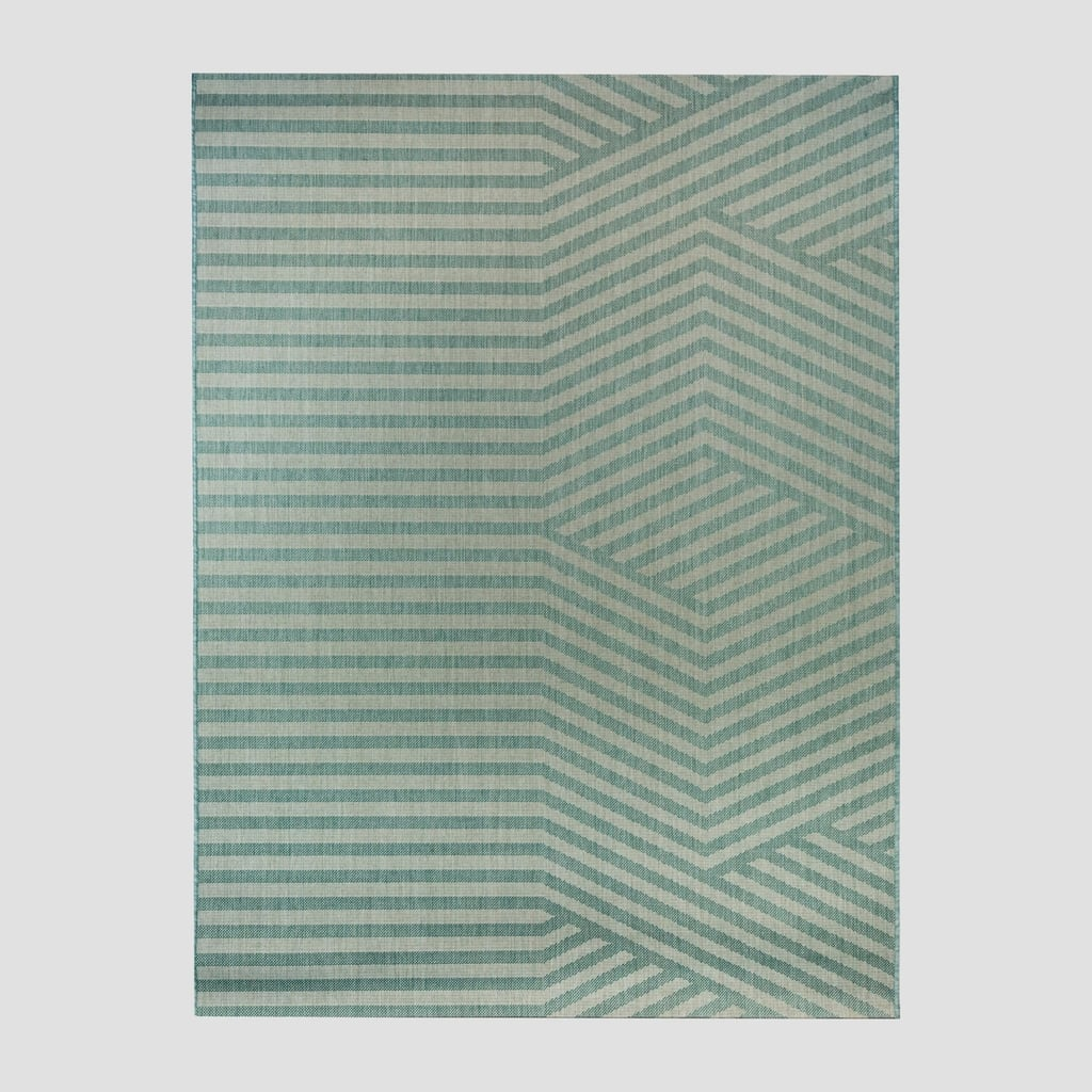Directional Outdoor Rug