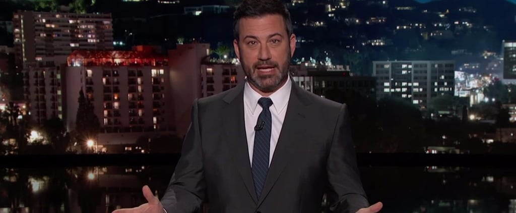"""Jimmy Kimmel Slams Trump and the FCC on """"Absolutely Despicable"""" Net Neutrality Repeal"""