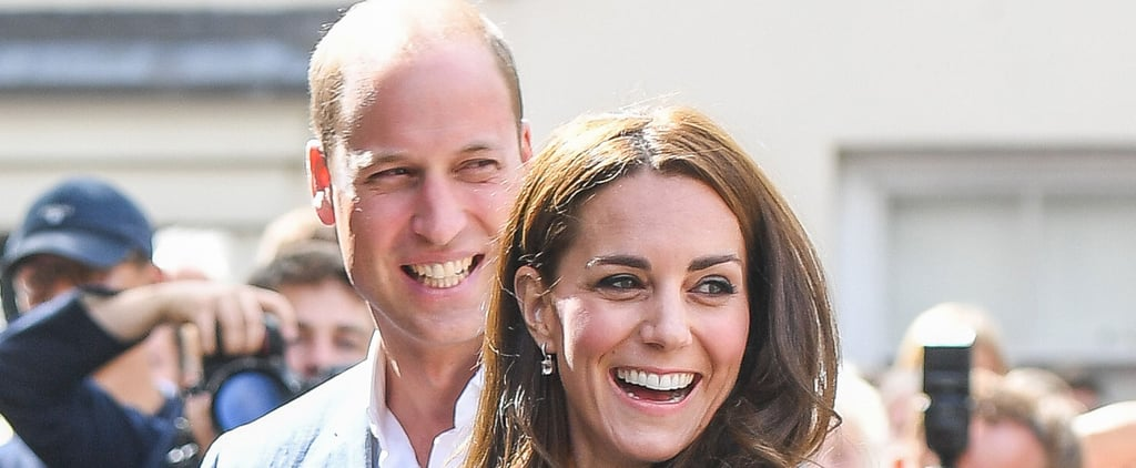 Kate Middleton and Prince William Spend a Smiley Afternoon in Cornwall Together