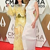 Kacey Musgraves Is a Vision in Valentino at the CMA Awards