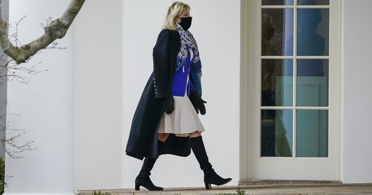 By Now, Jill Biden's Go-To Boot Company Is No Secret at All