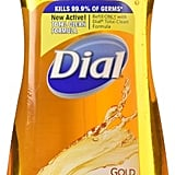 Dial Gold Antibacterial Liquid Soap ($5)