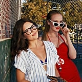 Wendy Peffercorn and Squints From The Sandlot: The Costume
