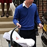 The Car Seat: Princess Charlotte