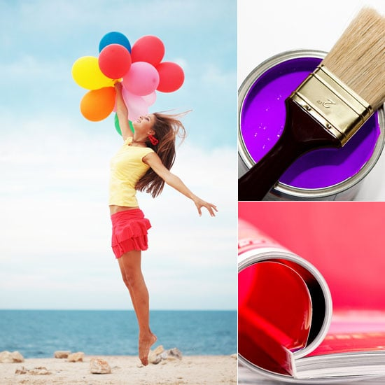 How Colour Can Boost Your Mood