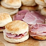 Virginia: Ham Biscuits