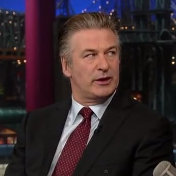 Alec Baldwin Talks About Wife's Pregnancy