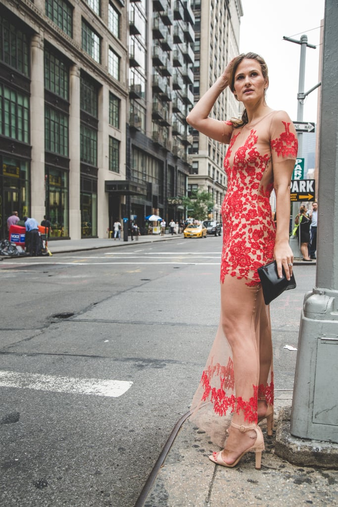 The Naked Dress Trend In Real Life  Popsugar Fashion-7572