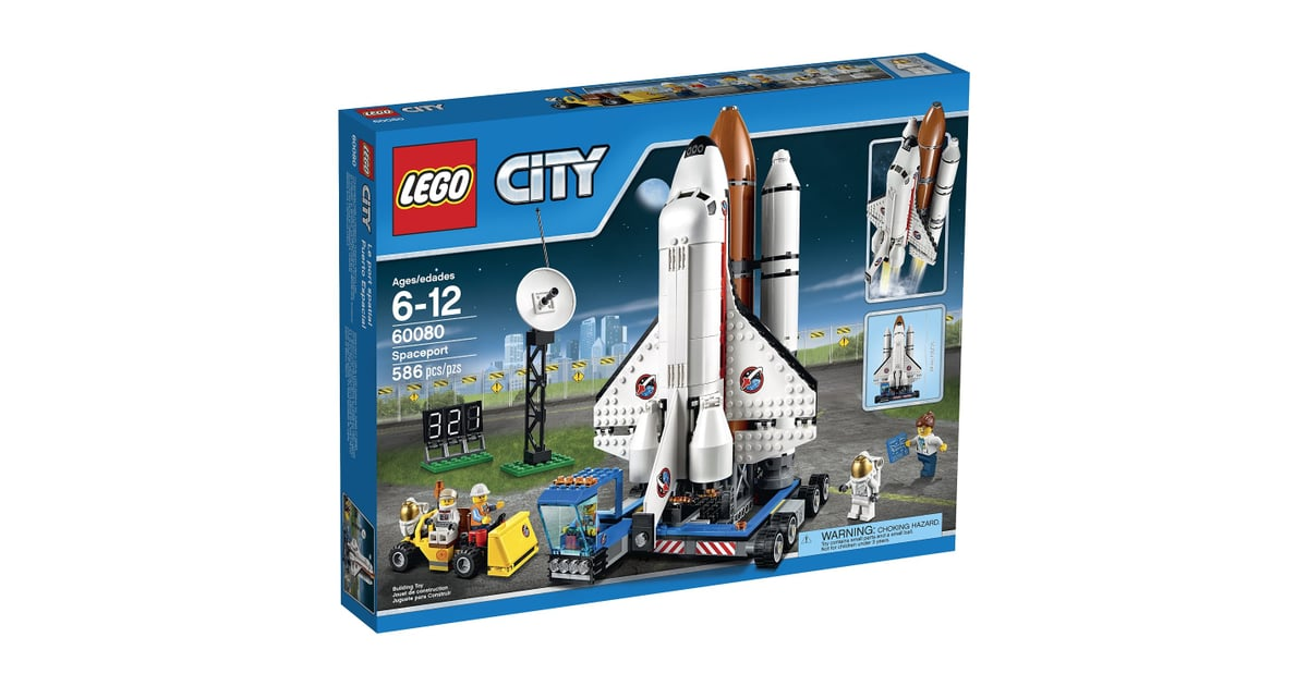 for 7 year olds lego city spaceport building kit best toys for kids of all ages popsugar. Black Bedroom Furniture Sets. Home Design Ideas