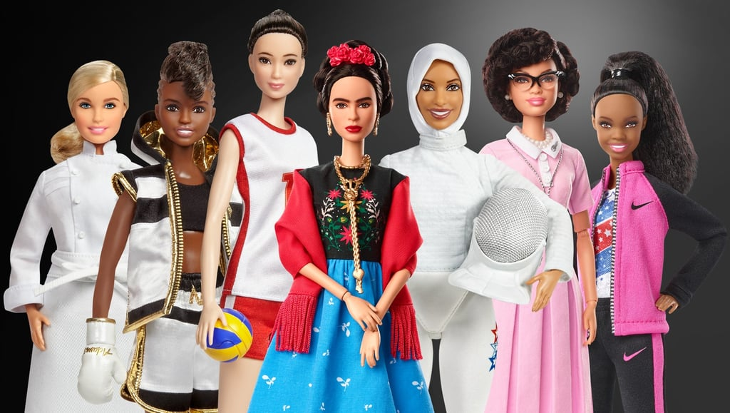 Chloe Kim, Bindi Irwin, others get Barbies for International Women's Day