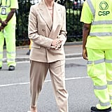 Sienna Miller's Wimbledon Outfit 2019