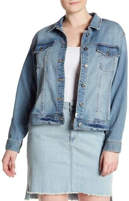 Melrose and Market Classic Denim Jacket
