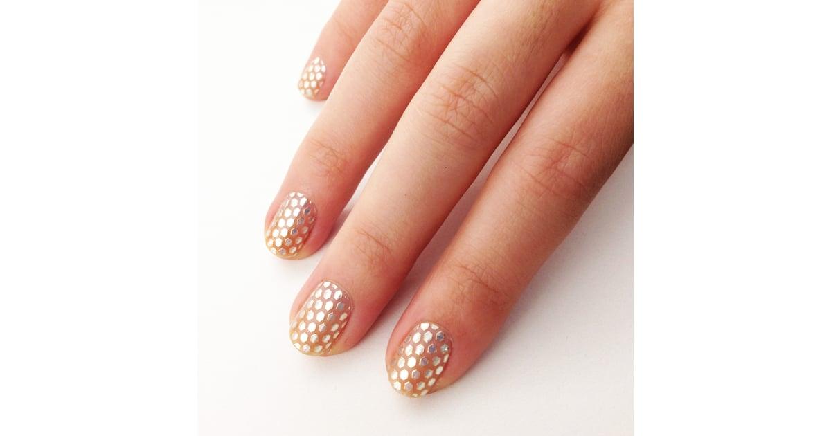 Essie Sleek Stick Nail Appliqué Review | POPSUGAR Beauty