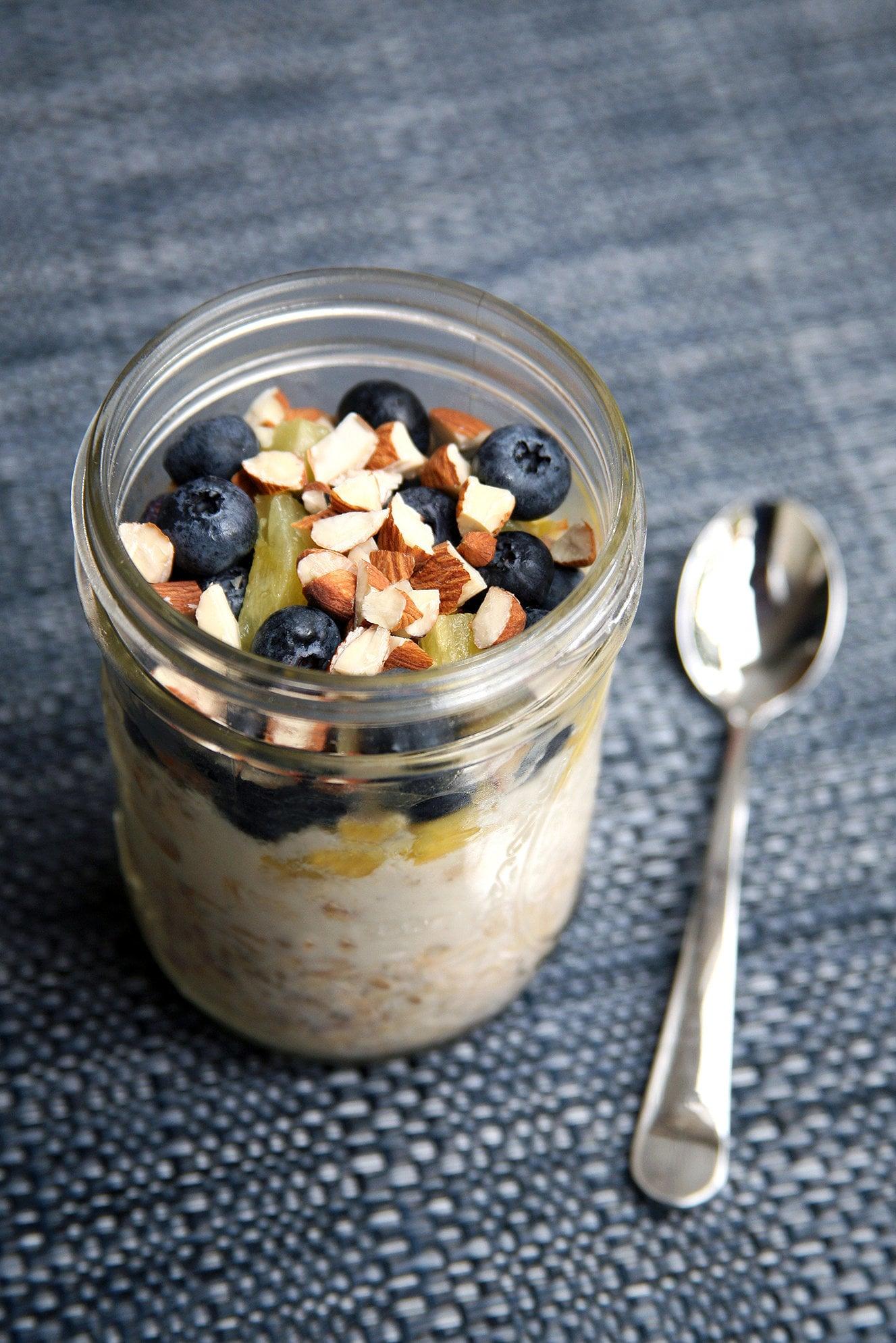 Flat Belly Overnight >> Flat Belly Overnight Oats 22 Tasty Breakfast Recipes That