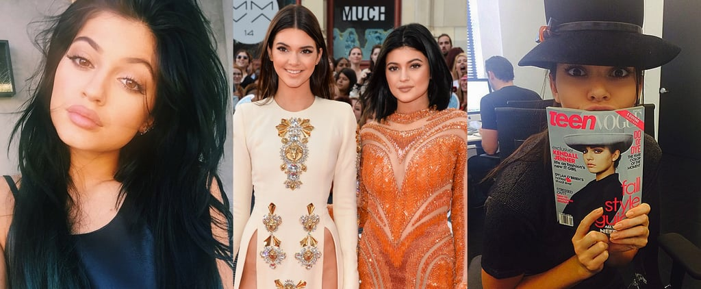 Why 2014 Was a Big Year For Kendall and Kylie Jenner