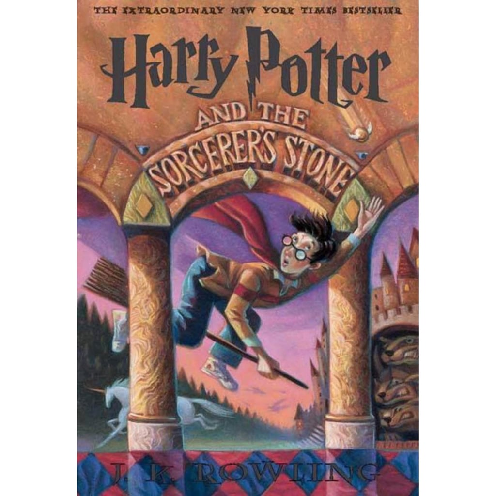 For 8-Year-Olds: Harry Potter and the Sorcerer's Stone by J.K. Rowling