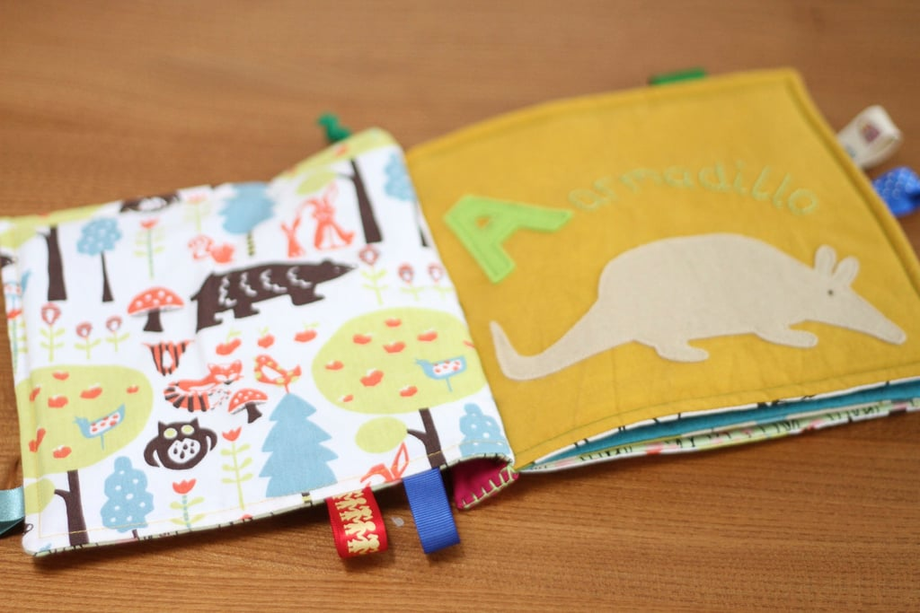 Big Tree Little Moose Custom Soft Book