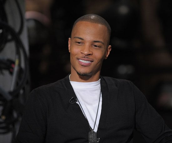 Slide Picture of TI Smiling During an Interview in NYC