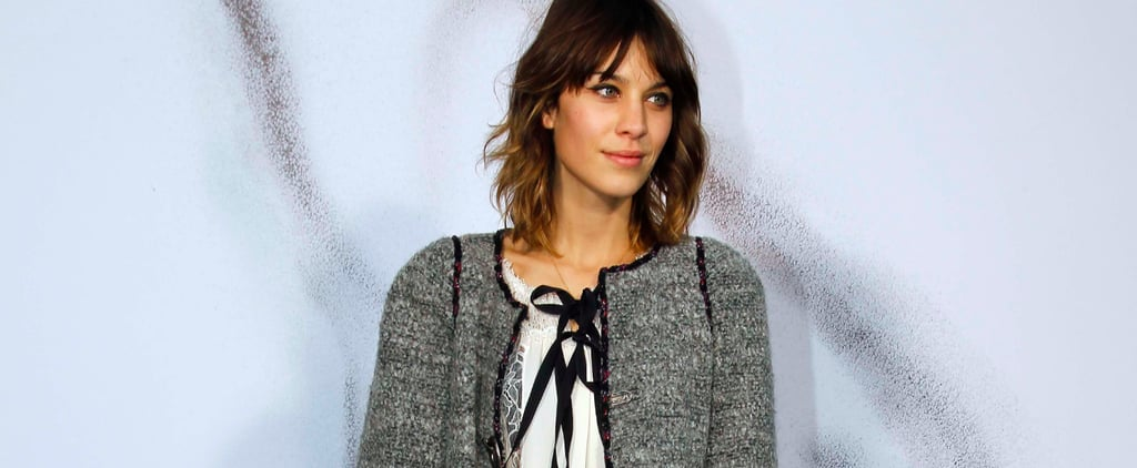 Alexa Chung Reveals the Trend She Tried – and Failed – to Start