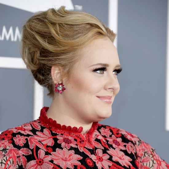 Adele | Grammys 2013 Hair and Makeup