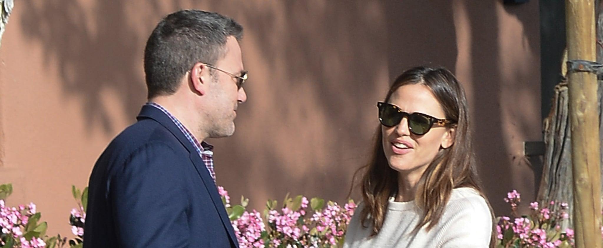 Jennifer Garner and Ben Affleck Out in LA March 2019