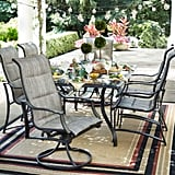 Hampton Bay Statesville 7-Piece Padded Sling Patio Dining Set