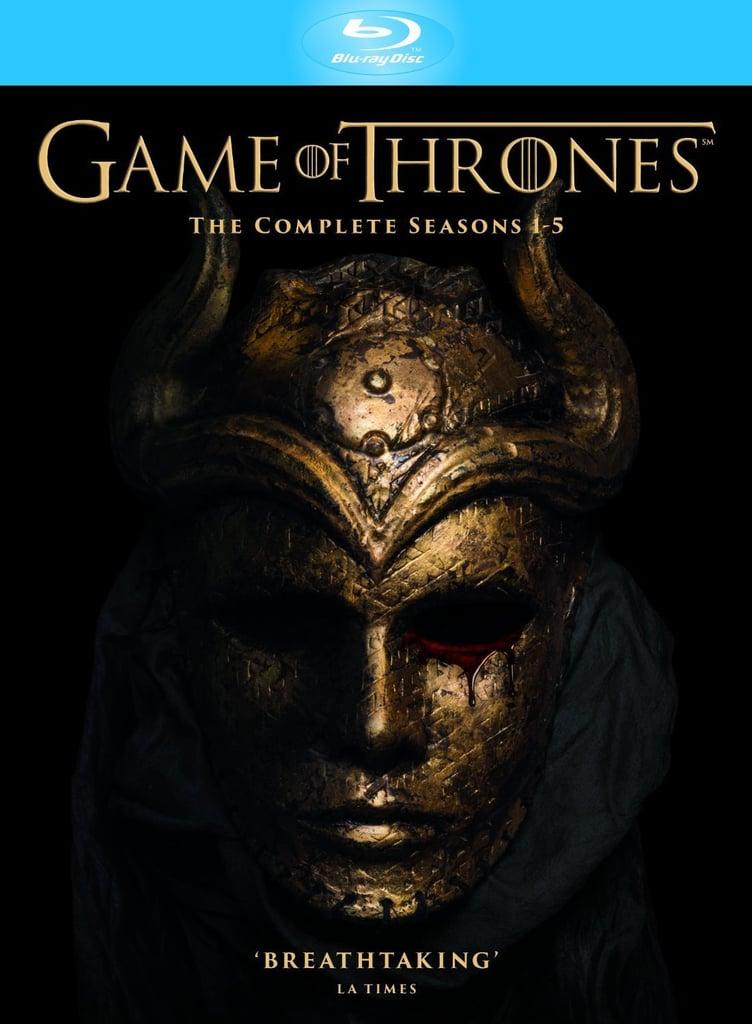Game of Thrones Seasons 1-5 Box Set (Blu-Ray