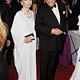 Lee Radziwill at the 2010 Met Gala