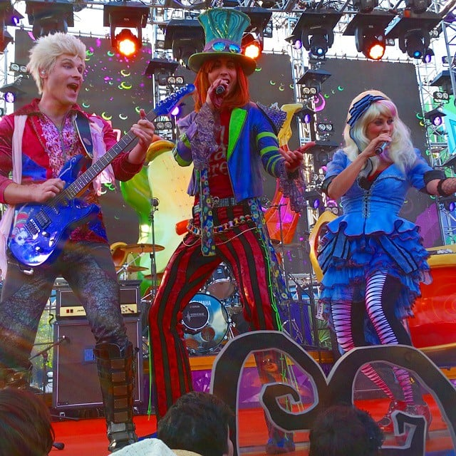 Diamond Mad T Party