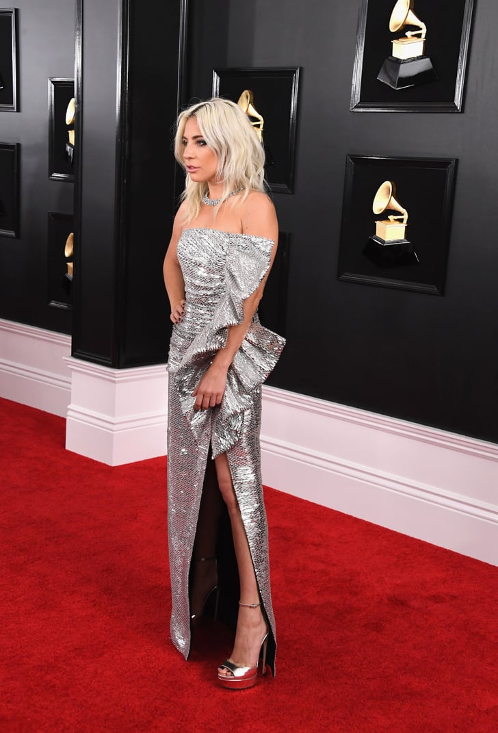 lady gaga at the 2019 grammy awards  sexiest grammys