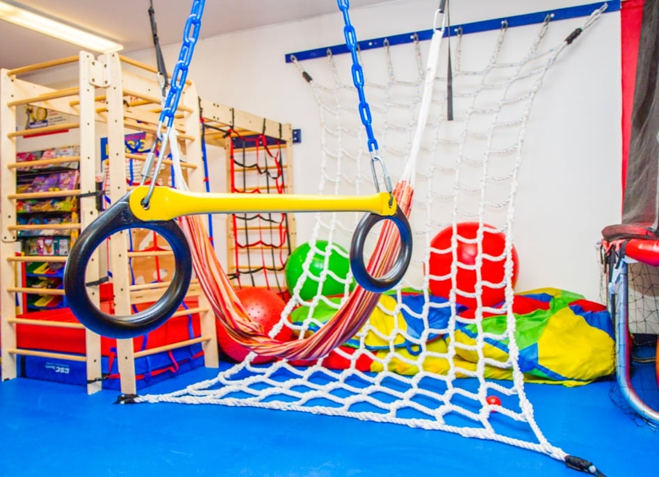 What Is We Rock the Spectrum Kid's Gym?