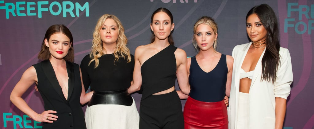 The Pretty Little Liars Cast Just Got the Sweetest Set of Matching Tiny Tattoos