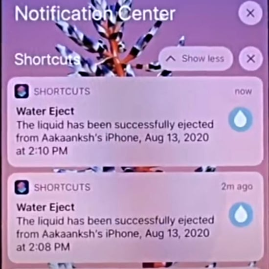 How to Get Water Out of Your iPhone Using Siri