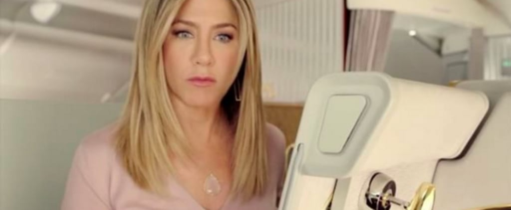 ​Emirates​ Tease 2nd Jennifer Aniston Commercial