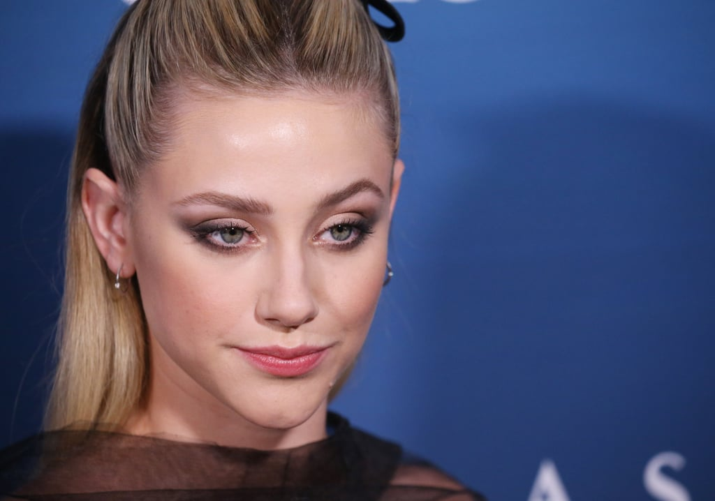 Lili Reinhart Speaks Out Against Body-Editing Photo Apps