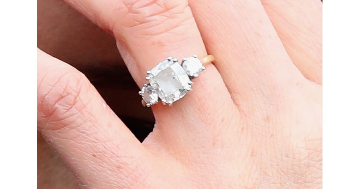The Most Popular Engagement Ring Band Color  Meghan. Checkerboard Cut Rings. Mint Green Rings. Fairytale Engagement Rings. William Beach Engagement Rings. Princess Disney Wedding Rings. Traditional Gold Wedding Rings. Green Dragon Engagement Rings. Pastel Wedding Rings
