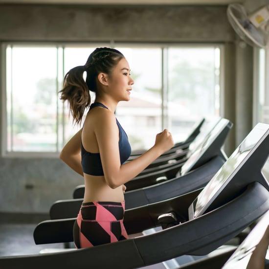 25-Minute Walking Treadmill Workout