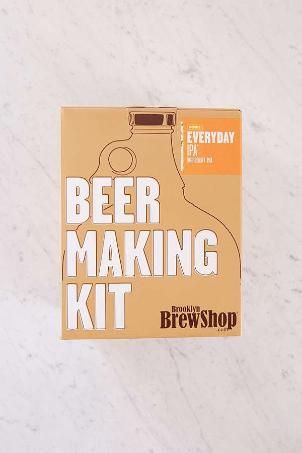 A Beer-Making Kit to Keep Him Busy