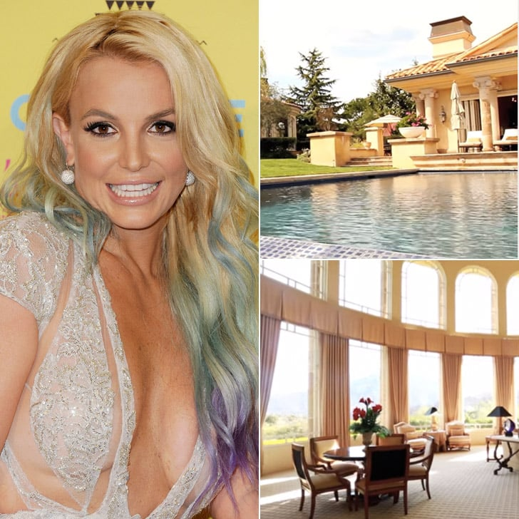Britney Spears Buys Thousand Oaks Estate