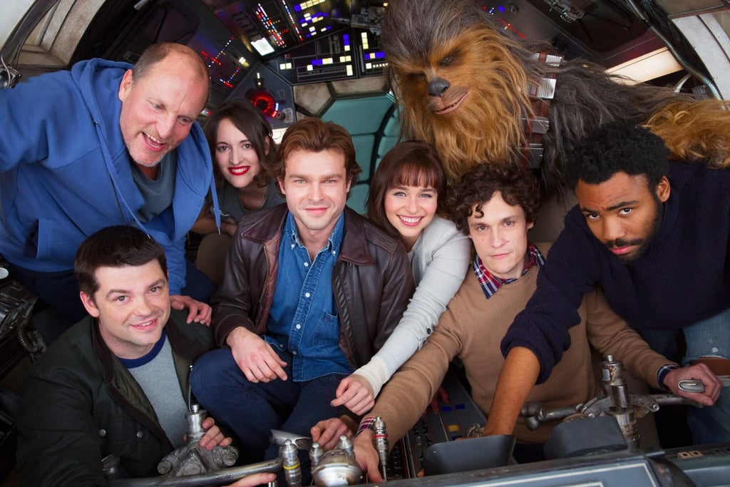 The Han Solo Spinoff Movie Has a Stellar Cast