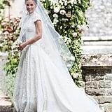 Pippa Middleton's Giles Deacon Wedding Dress