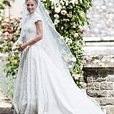Pippa Middleton Got Married in Giles Deacon