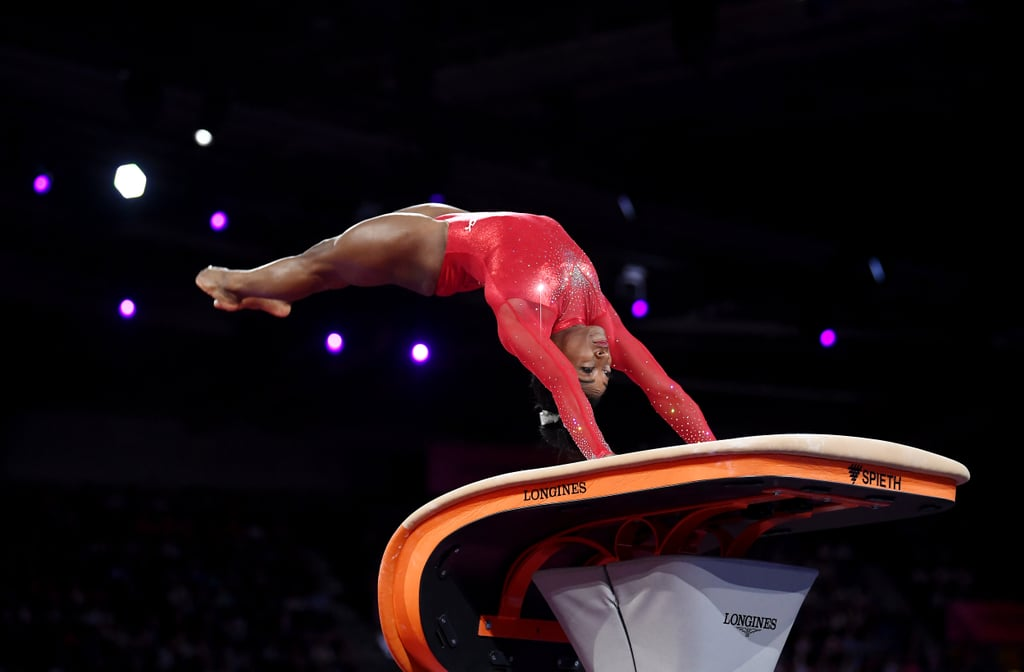 How Many World Championship Medals Has Simone Biles Won on the Vault?