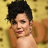 Halsey at the Emmys 2019