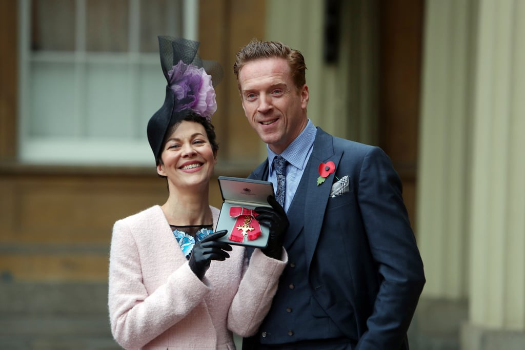 "So long as Damian Lewis and Helen McCrory are in the same room, there are sure to be smiles. The British couple, who married in July 2007 and are parents to daughter Manon and son Gulliver, no doubt have one happy home, residing in North London. The Homeland actor and Peaky Blinders actress originally met in 2003, when the pair starred in Five Gold Rings at London's Almeida Theatre. Director Michael Attenborough described the couple's chemistry on stage ""like directing a fire."" In honour of their fiery love, and recent Fashion Week appearances, keep reading for their sweetest public moments."