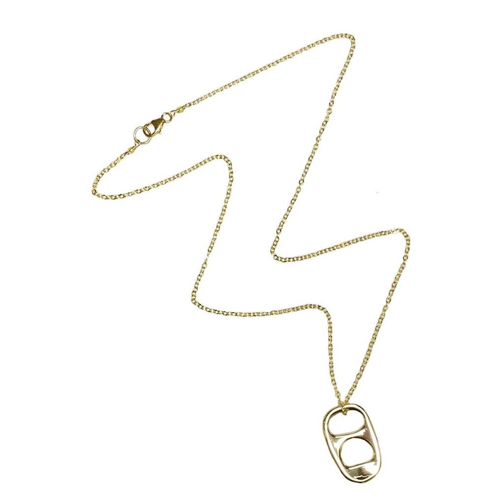 Shop Sarah's Exact Can Tab Necklace