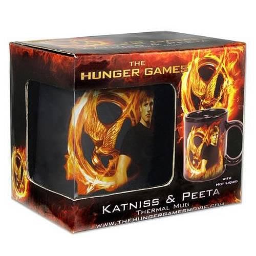 Katniss and Peeta Thermal Mug ($14)